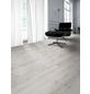 HWZ INTERNATIONAL Vinylboden »Basico Wood 4.2/0.5«, BxL: 180 x 1220 mm, grau-Thumbnail