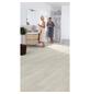 RENOVO Vinylboden »Holznachbildung«, BxLxS: 190 x 1210 x 5 mm, grau-Thumbnail