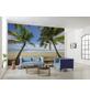 KOMAR Vliestapete »Caribbean Days II«, Breite 450 cm, seidenmatt-Thumbnail