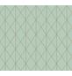 Vliestapete »Designdschungel«, grün/kupferfarben, strukturiert, für Feuchträume geeignet-Thumbnail