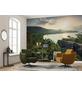 KOMAR Vliestapete »Golden Air«, Breite 450 cm, seidenmatt-Thumbnail