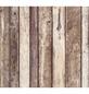 RENOVO Vliestapete »Holzmotiv«, braun, min: 5.3m²-Thumbnail