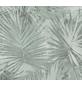 Vliestapete »Hygge «, grün, strukturiert, für Feuchträume geeignet-Thumbnail