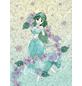 Vliestapete »Jasmin Pale Flowers«, bunt, glatt-Thumbnail