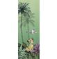 Vliestapete »Jungle Simba«, bunt, glatt-Thumbnail