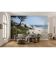 KOMAR Vliestapete »Mediterrane Träume«, Breite 450 cm, seidenmatt-Thumbnail
