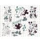 Vliestapete »Mickey and Friends«, bunt, glatt-Thumbnail