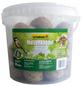 GARTENKRONE Vogelfutter »Meisenknödel ohne Netz«, Getreide, 2,55 kg-Thumbnail