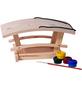 DOBAR Vogelfutterhaus-Bausatz mit 4 Farben-Thumbnail