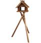 Vogelfutterhaus, BxHxT: 44 x 33,5 x 14,5 cm, braun-Thumbnail