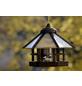 DOBAR Vogelfutterhaus, für Wildvögel, Kiefernholz/Kunststoff, braun-Thumbnail