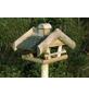 DOBAR Vogelhaus mit Futtersilo und Satteldach-Thumbnail