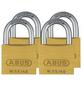 ABUS Vorhangschloss, aus Metall, 40 mm Breite, messingfarben-Thumbnail