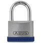ABUS Vorhangschloss, aus Metall, 95 mm Breite, silberfarben-Thumbnail