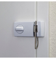 ABUS Vorhangschloss, Kunststoff, weiß-Thumbnail