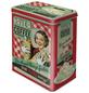 Nostalgic-Art Vorratsdose, BxH: 14 x 20 cm, Blech, mehrfarbig-Thumbnail
