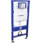 GEBERIT Vorwandelement für WC »Duofix«, BxH: 54 x 114 cm, weiß/blau-Thumbnail