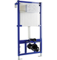 SANITOP-WINGENROTH Vorwandelement »Sense«, BxHxT: 550 x 1000 x 115 mm, blau/weiß-Thumbnail