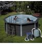 GRE Wärmepumpe, max. Heizleistung: 2500 W, für Pools bis: 20 m³-Thumbnail