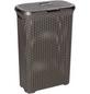Wäschebox, BxHxL: 44,7 x 61,5 x 26,5 cm, Kunststoff-Thumbnail