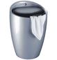 WENKO Wäschehocker, BxHxL: 36 x 50,5 x 36 cm, Kunststoff (ABS)-Thumbnail