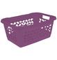 KEEEPER Wäschekorb »Jost«, 52 l, berry-Thumbnail