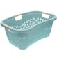 KEEEPER Wäschekorb »Lasse«, 50 l, aqua blue-Thumbnail