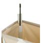 WENKO Wäschesammler, BxHxL: 18 x 60 x 40 cm, Polyester-Thumbnail