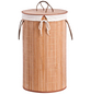 ZELLER Wäschesammler, Höhe: 60 cm, Bambus-Thumbnail