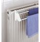 WENKO Wäschetrockner, aluminiumfarben/weiß-Thumbnail