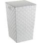WENKO Wäschetruhe »Adria Square«, BxHxL: 33 x 53 x 33 cm, Polypropylen (PP)-Thumbnail
