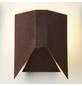 BRILLIANT Wand-/Deckenleuchte rostfarben 60 W, 1-flammig, E27, ohne Leuchtmittel-Thumbnail