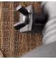 BRILLIANT Wand-/Deckenleuchte schwarz 25 W, 1-flammig, E14, dimmbar, ohne Leuchtmittel-Thumbnail