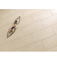 Wand- und Bodenfliese »Bari«, beige, matt, Presskante-Thumbnail