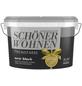 SCHÖNER WOHNEN Wand- und Deckenfarbe »Trendfarbe, new black«, Schwarz, matt-Thumbnail
