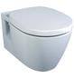 IDEAL STANDARD Wand WC »Connect«, Flachspüler, weiß, mit Spülrand-Thumbnail