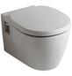 IDEAL STANDARD Wand WC »Connect«, Tiefspüler, weiß, mit Spülrand-Thumbnail