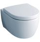 GEBERIT Wand WC »iCon«, Tiefspüler, weiß-Thumbnail
