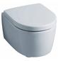GEBERIT Wand WC »iCon«, Tiefspüler, weiß, mit Spülrand-Thumbnail