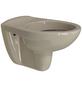 Wand WC »Norm«, Tiefspüler, beige, mit Spülrand-Thumbnail