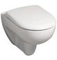 GEBERIT Wand WC »Renova Nr. 1«, Tiefspüler, manhattan, mit Spülrand-Thumbnail