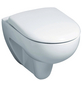 GEBERIT Wand WC »Renova Nr. 1«, Tiefspüler, weiß, spülrandlos-Thumbnail