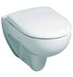 GEBERIT Wand WC »Renova«, weiß, mit Spülrand-Thumbnail