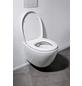 WELLWATER Wand-WC-Set (Wand-WC spülrandlos, WC-Sitz, Befestigungssatz)-Thumbnail