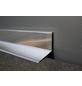 SAREI Wandanschlussblech, BxL: 115 x 2000 mm, Aluminium-Thumbnail