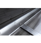 SKANHOLZ Wandanschlussprofil-set, B x H: 434  x 434   cm, Aluminium, Farbe: silberfarben-Thumbnail