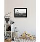 KOMAR Wandbild, BxH: 50 x 40 cm, schwarz-weiß-Thumbnail