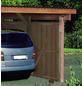 MR. GARDENER Wandelement »Erding, Stuttgart«, Breite: 130 cm, Holz, natur-Thumbnail