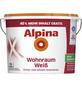 ALPINA Wandfarbe, weiß, matt-Thumbnail