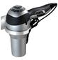 WENKO Wandhaken, Turbo-Loc, LxBxH: 125 x 130 x 70 mm, Kunststoff (ABS) / rostfreier Edelstahl-Thumbnail